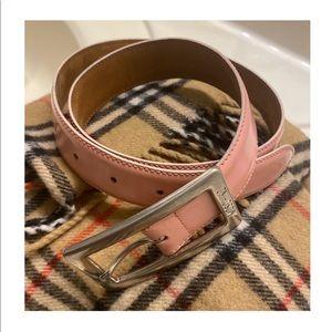 Authentic Designer belt!